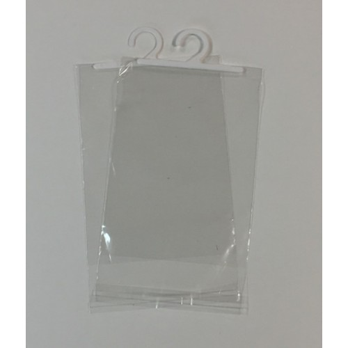 12 5 Quot X 12 5 Quot Resealable Poly Bags With Hanger From 163 35 39