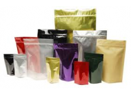 Coffee Pouches - Grip and Seal Bags